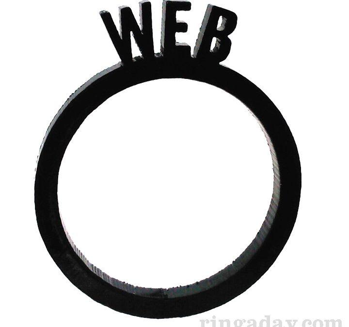 De Webring: grabbelton van het internet