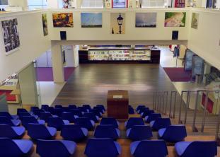 Aangeklikt: Openbare Bibliotheek Wageningen
