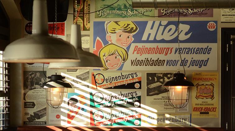 Hotel Nijver, Kaffee Peijnenburg, Geldrop, DDW