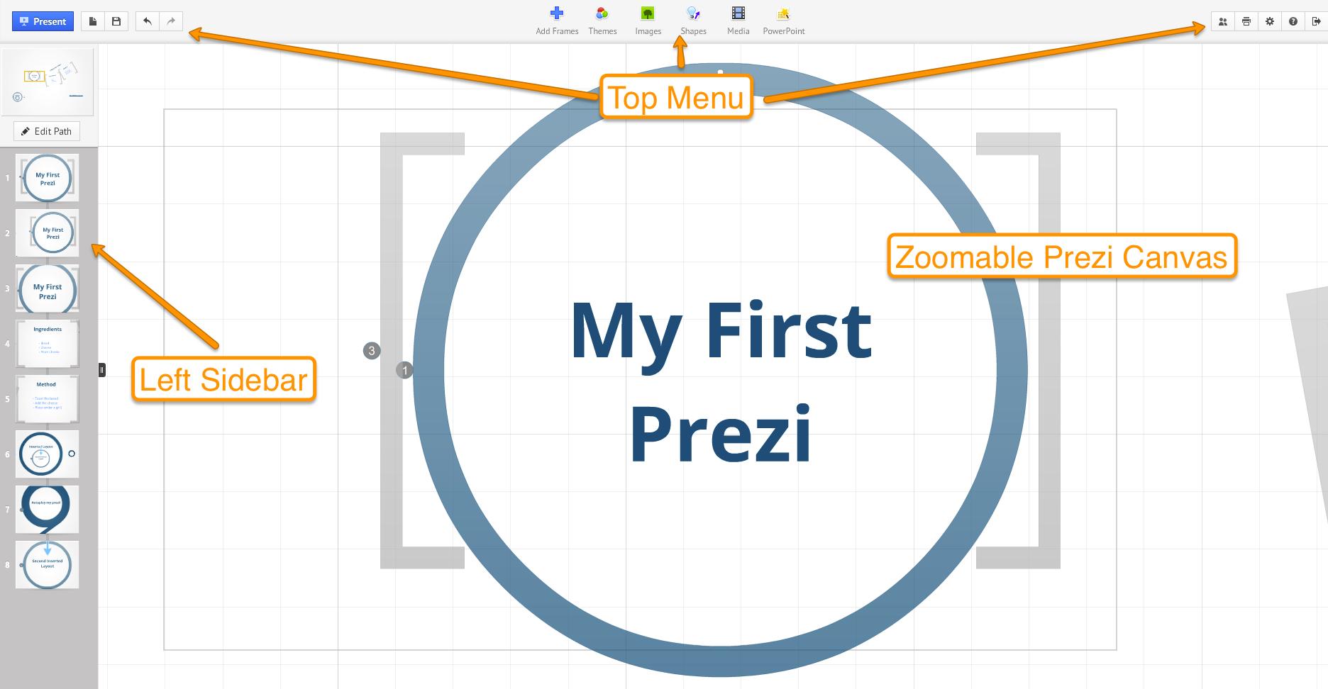 First_Prezi